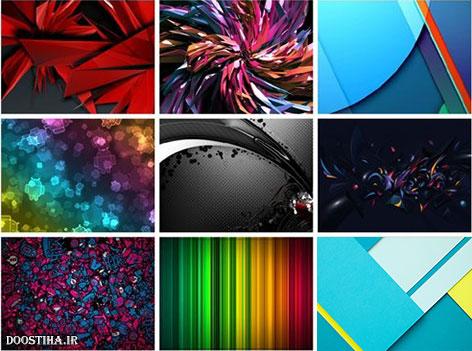 دانلود کاغذ دیواری آبستره برای دسکتاپ Abstract Wallpapers HD