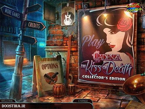 دانلود بازی Cadenza 2: The Kiss of Death Collector's Edition
