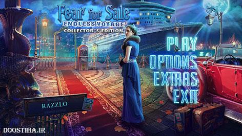 دانلود بازی Fear for Sale 6: Endless Voyage Collector's Edition