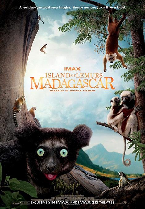 دانلود مستند Island of Lemurs: Madagascar 2014