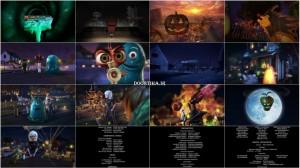 دانلود دوبله فارسی انیمیشن Mutant Pumpkins from Outer Space 2009