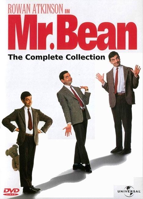 دانلود کالکشن فیلم های کوتاه مستربین Mr Bean Collection Movies