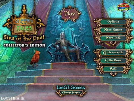 دانلود بازی فکری Queen's Tales 2: Sins of the Past Collector's Edition