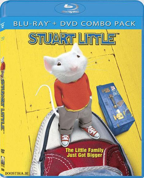 دانلود انیمیشن استوارت کوچولو Stuart Little 1999