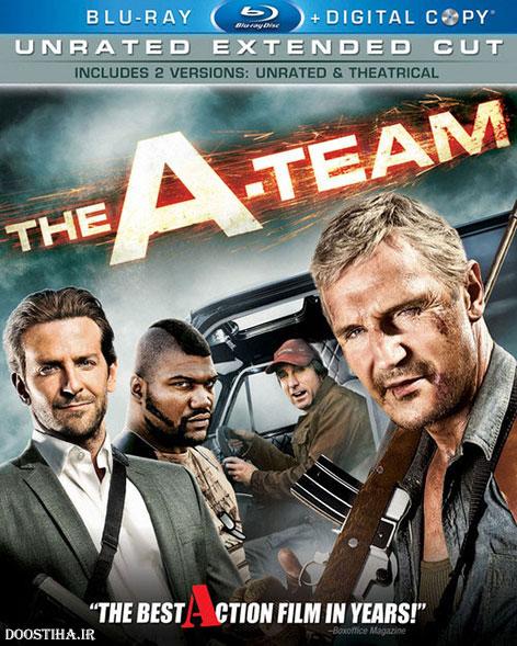 دانلود فیلم گروه آ با دوبله فارسی The A-Team 2010