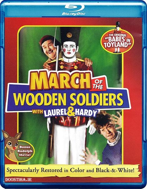 دانلود فیلم بچهها در سرزمین اسباببازی Babes in Toyland 1934