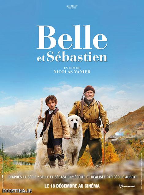 دانلود فیلم بل و سباستین با دوبله فارسی Belle and Sebastian 2013