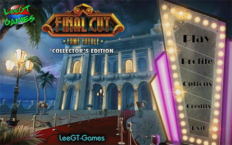 Final Cut 5: Fame Fatale Collector's Edition