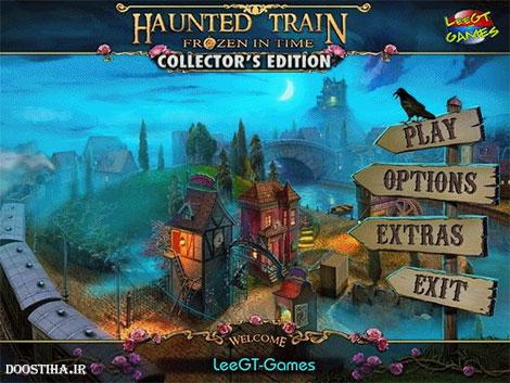 دانلود بازی Haunted Train 2: Frozen in Time Collector's Edition