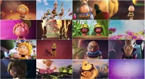 دانلود انیمیشن هاچ زنبور عسل Maya the Bee Movie 2014