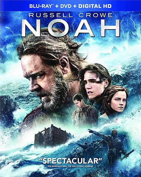 دانلود دوبله فارسی فیلم نوح Noah 2014 BluRay