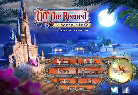 دانلود بازی Off The Record 4: Liberty Stone Collector's Edition