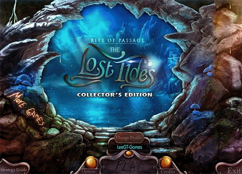 دانلود بازی Rite of Passage 4: The Lost Tides Collector's Edition