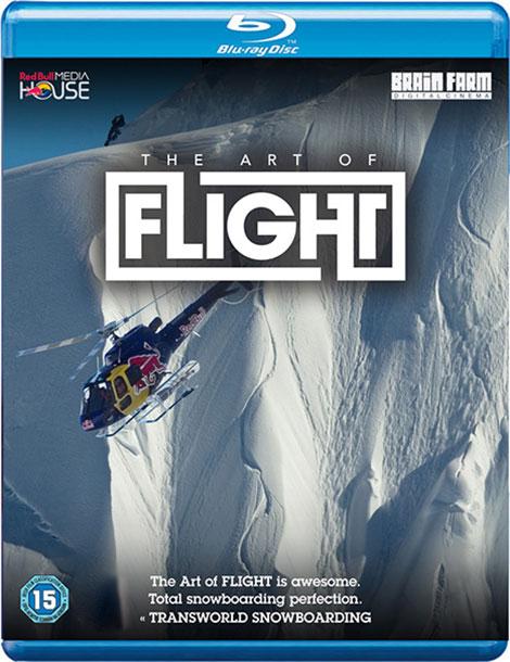 دانلود مستند هنر پرواز The Art of Flight 2011
