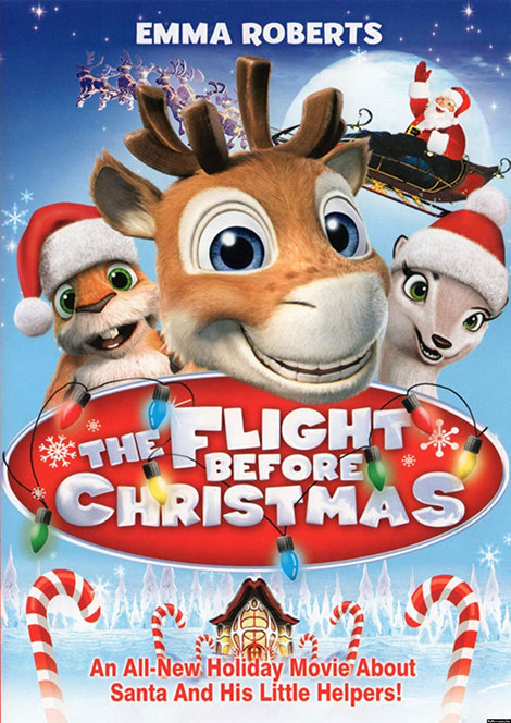 دانلود انیمیشن The Flight Before Christmas 2008