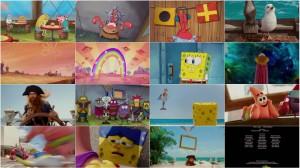 دانلود انیمیشن باب اسفنجی The SpongeBob Movie: Sponge Out of Water 2015