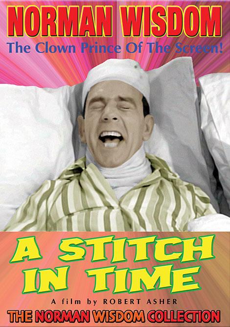 دانلود دوبله فارسی فیلم قصاب باشی A Stitch in Time 1963