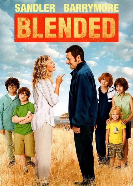 دانلود دوبله فارسی فیلم درآمیخته Blended 2014