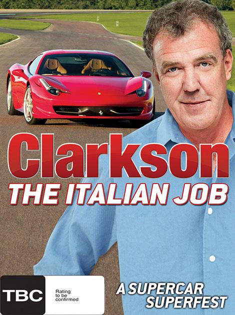 دانلود مستند کلارسون: شغل ایتالیایی Clarkson: The Italian Job 2010
