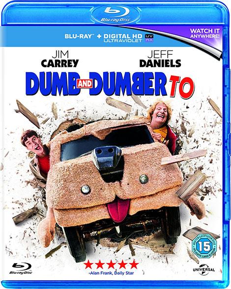 دانلود دوبله فارسی فیلم Dumb and Dumber To 2014