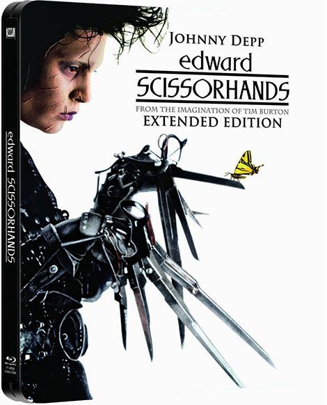 دانلود فیلم ادوارد دستقیچی Edward Scissorhands 1990