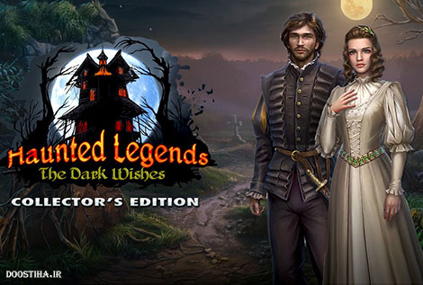 Haunted Legends 6: The Dark Wishes Collector's Edition Final