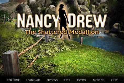 Nancy Drew: The Shattered Medallion Bonus Edition