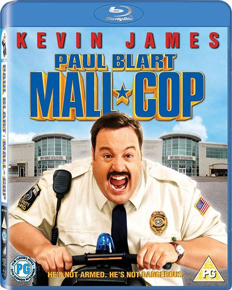 دانلود دوبله فارسی فیلم پاول بلارت: پلیس فروشگاه Paul Blart: Mall Cop 2009