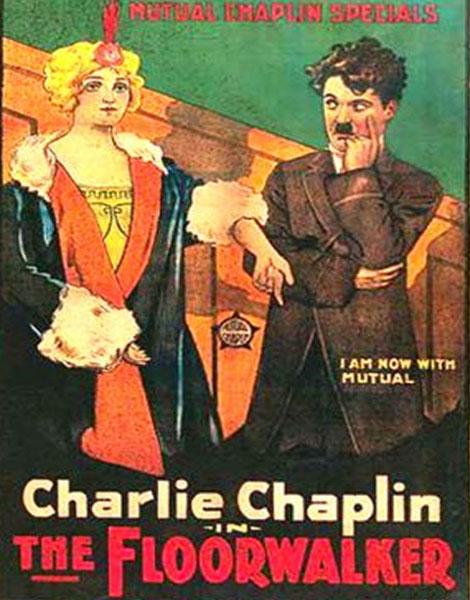 دانلود فیلم بازرس فروشگاه The Floorwalker 1916