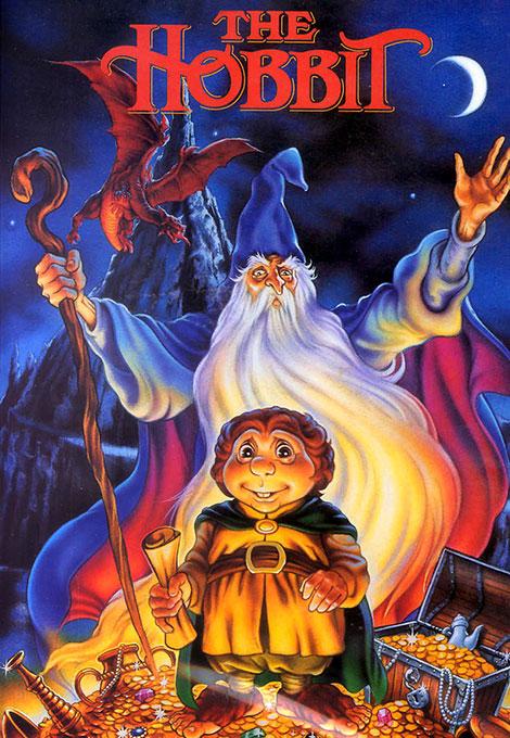 دانلود انیمیشن سینمایی هابیت The Hobbit 1977