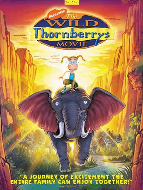 دانلود انیمیشن The Wild Thornberrys Movie 2002