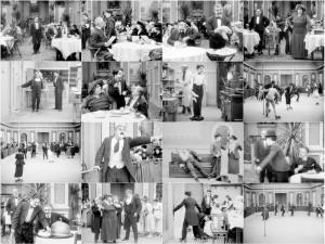 دانلود فیلم سر سره بازی The Rink 1916