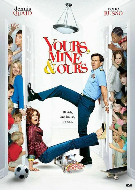 دانلود فیلم Yours, Mine and Ours 2005