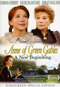 Anne of Green Gables: A New Beginning 2008