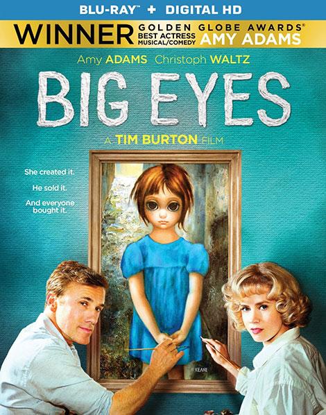 دانلود دوبله فارسی فیلم چشمان بزرگ Big Eyes 2014