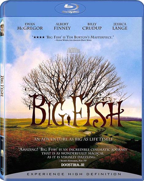دانلود دوبله فارسی فیلم ماهی بزرگ Big Fish 2003