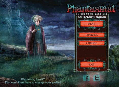 Phantasmat 4: The Dread of Oakville Collector's Edition