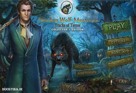 دانلود بازی Shadow Wolf Mysteries 5: Tracks of Terror Collector's Edition