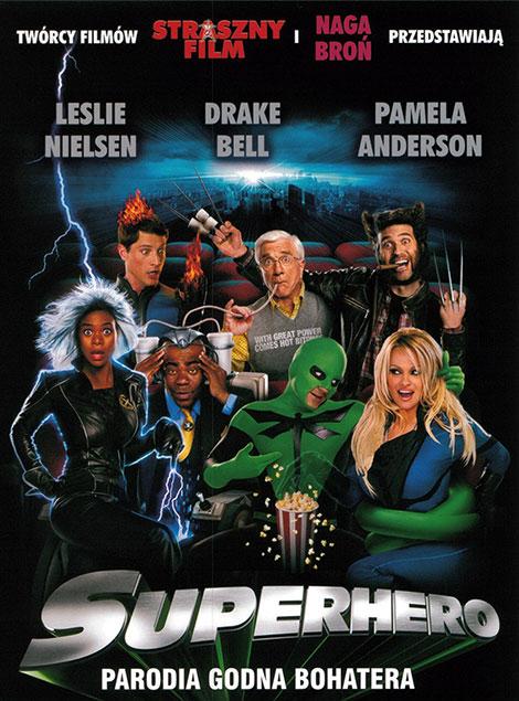 دانلود دوبله فارسی فیلم ابرقهرمان Superhero Movie 2008