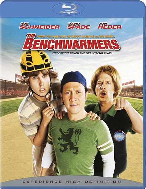 دانلود دوبله فارسی فیلم The Benchwarmers 2006