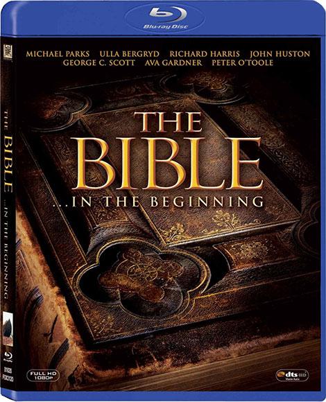 دانلود فیلم کتاب آفرینش با دوبله فارسی The Bible: In the Beginning 1966
