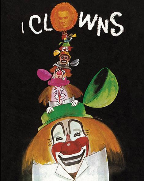دانلود مستند دلقک ها The Clowns 1970