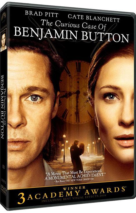 دانلود دوبله فارسی فیلم The Curious Case of Benjamin Button 2008