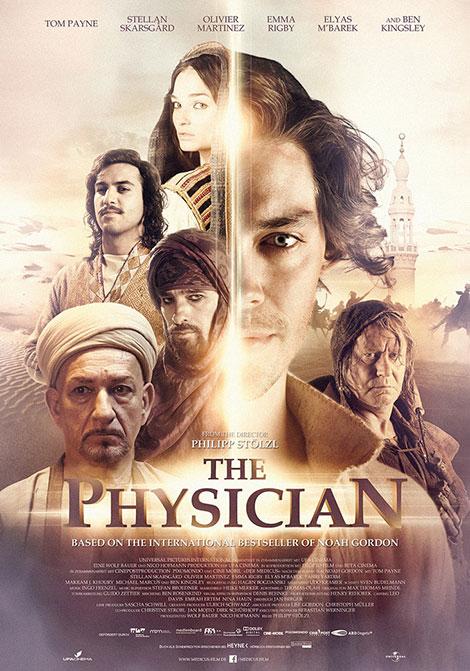 دانلود دوبله فارسی فیلم طبیب The Physician 2013