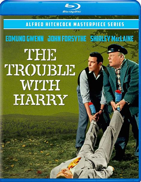 دانلود دوبله فارسی فیلم دردسر هری The Trouble with Harry 1955