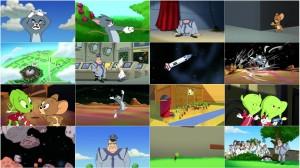 دانلود کارتون تام و جری Tom and Jerry Blast Off to Mars 2005