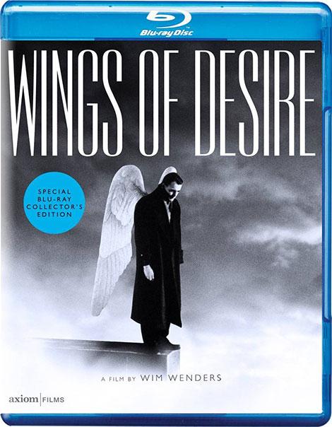 دانلود دوبله فارسی فیلم بالهای فرشته Wings of Desire 1987