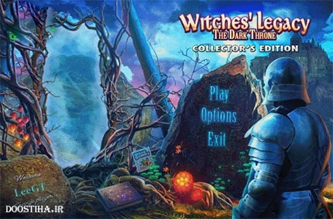 Witches' Legacy 6: The Dark Throne Collector's Edition Final