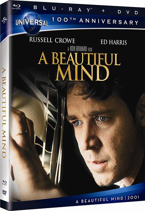 دانلود دوبله فارسی فیلم ذهن زیبا A Beautiful Mind 2001