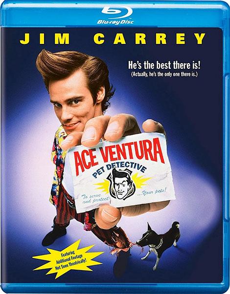 دنلود دوبله فارسی فیلم Ace Ventura: Pet Detective 1994